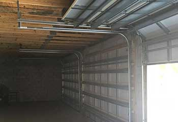 Garage Door Off Track | Harrisburg, NC